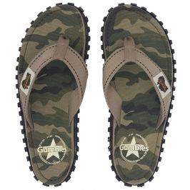 Pánské sandály Gumbies Islander Camouflage Velikost bot: 43 / Barva: camouflage