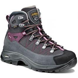 Dámské boty Asolo Finder GV ML Velikost bot (EU): 36 (2/3) / Barva: šedá/fialov