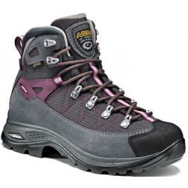 Dámské boty Asolo Finder GV ML Velikost bot (EU): 38 / Barva: šedá/fialov