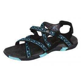 Dámské sandály Hannah Fria Lady (leaf) Velikost bot (EU): 38 ( UK 5) / Barva: světle modrá