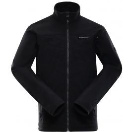Softshellová bunda Alpine Pro Kaysen Velikost: S / Barva: černá