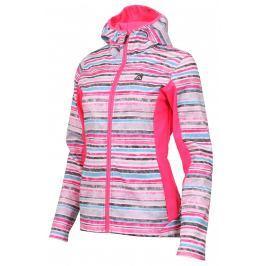 Dámská bunda Alpine Pro Haja Velikost: XS / Barva: růžová