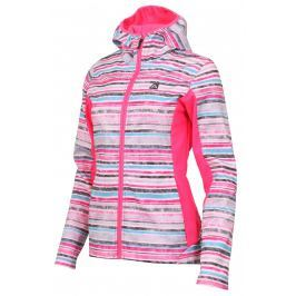 Dámská bunda Alpine Pro Haja Velikost: XL / Barva: růžová