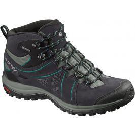 Dámské boty Salomon Ellipse 2 MID LTR GTX W Velikost bot (EU): 39 (1/3) / Barva: šedá/modrá