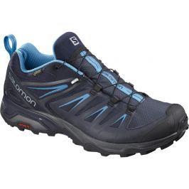 Pánské boty Salomon X Ultra 3 Gtx Velikost bot (EU): 46 / Barva: šedá/modrá