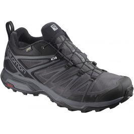 Pánské boty Salomon X Ultra 3 Gtx Velikost bot (EU): 46 (2/3) / Barva: šedá/černá