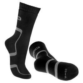 Ponožky Bennon Trek Sock Velikost ponožek: 39-41 / Barva: černá/šedá