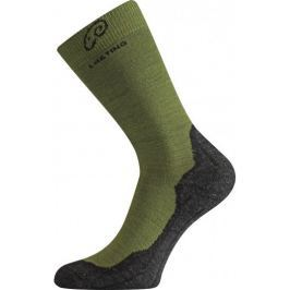 Ponožky Lasting WHI 699 Velikost ponožek: 46-49 / Barva: zelená