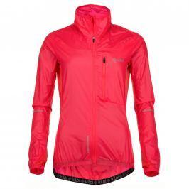 Dámská bunda Kilpi Airrunner W Velikost: M (38) / Barva: růžová