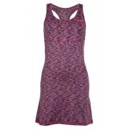 Šaty Kilpi Sonora W Velikost: L (40) / Barva: růžová