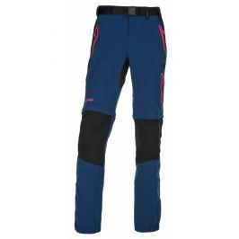 Dámské kalhoty Kilpi Hosio W Velikost: XL (42) / Barva: modrá