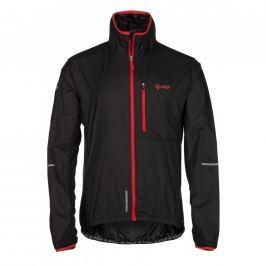Pánská bunda Kilpi Airrunner M Velikost: L / Barva: černá