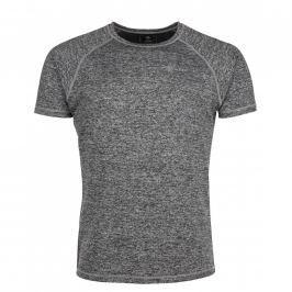Pánské triko Kilpi Border M Velikost: XXL / Barva: šedá