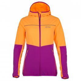 Dámská bunda Kilpi Joshua W Velikost: XL (42) / Barva: oranžová