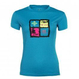 Dámské triko Kilpi Giacinto W Velikost: S (36) / Barva: modrá