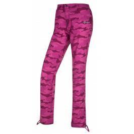 Dámské kalhoty Kilpi Mimicri W Velikost: XXL (44) / Barva: růžová