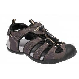 Sandály Bennon Hudson Sandal Velikost bot (EU): 44 / Barva: hnědá