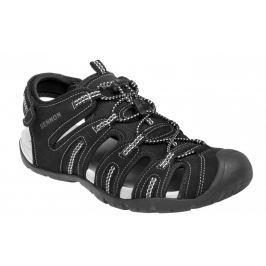 Sandály Bennon Palmer Sandal Velikost bot (EU): 43 / Barva: černá