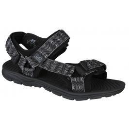 Sandály Hannah Feet (wave) Velikost bot (EU): 41 (7.5) / Barva: šedá