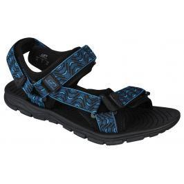 Sandály Hannah Feet (wave) Velikost bot (EU): 45 (10,5) / Barva: modrá