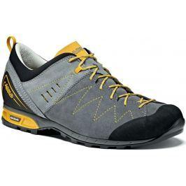 Pánské boty Asolo Track Velikost bot (EU): 44,5 / Barva: šedá