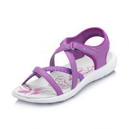 Dámské sandály Alpine Pro Margini Velikost bot (EU): 40 / Barva: fialová