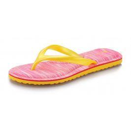 Dámské žabky Alpine Pro Madhi Velikost bot (EU): 40 / Barva: růžová