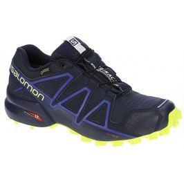 Pánské boty Salomon Speedcross 4 GTX® S/Race LTD Velikost bot (EU): 44 (UK 9,5) / Barva: tmavě modrá