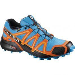 Pánské boty Salomon Speedcross 4 GTX® Velikost bot (EU): 46 (2/3) (UK 11,5) / Barva: světle modrá