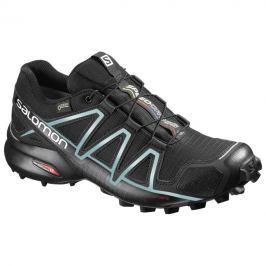 Dámské boty Salomon Speedcross 4 GTX® W Velikost bot (EU): 42 (UK 8) / Barva: Černá/Stříbrná