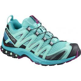 Dámské boty Salomon Xa Pro 3D W Velikost bot (EU): 38 (2/3) (UK 5,5) / Barva: tyrkysová
