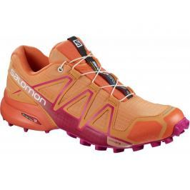 Dámské boty Salomon Speedcross 4 W Velikost bot (EU): 41 (1/3) (UK 7,5) / Barva: oranžová