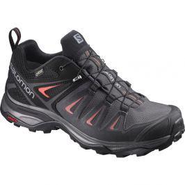 Dámské boty Salomon X Ultra 3 Gtx W Velikost bot (EU): 38 (UK 5) / Barva: černá/červená
