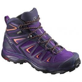 Dámské boty Salomon X Ultra 3 Mid Gtx Velikost bot (EU): 37 (1/3) / Barva: fialová