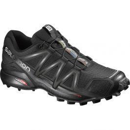 Pánské boty Salomon Speedcross 4 Wide Velikost bot (EU): 42 (UK 8) / Barva: černá