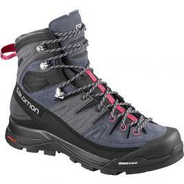 Dámské boty Salomon X Alp High Ltr Gtx W Velikost bot (EU): 38 (2/3) (UK 5,5) / Barva: šedá/růžová