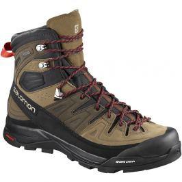 Pánské boty Salomon X Alp High Ltr Gtx® Velikost bot (EU): 44 (2/3) (UK 10) / Barva: hnědá