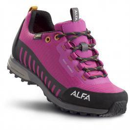 Dámské boty Alfa Knaus Advance GTX W Velikost bot (EU): 40 / Barva: fialová