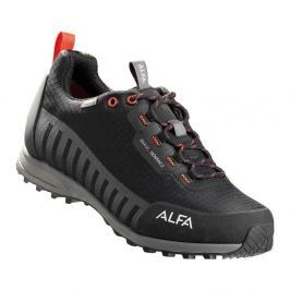 Pánské boty Alfa Knaus Advance GTX M Velikost bot (EU): 43 / Barva: černá