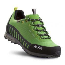 Pánské boty Alfa Knaus Advance GTX M Velikost bot (EU): 46 / Barva: zelená