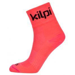 Ponožky Kilpi Refton-U Velikost ponožek: 43-46 / Barva: růžová
