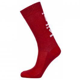 Ponožky Kilpi Boren-U Velikost ponožek: 39-42 / Barva: červená