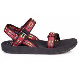 Pánské sandály Source Classic Velikost bot (EU): 45 / Barva: červená