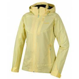 Dámská bunda Husky Nally L Velikost: L / Barva: žlutá