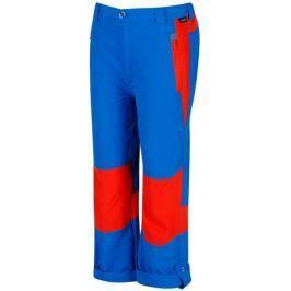 Dětské kalhoty Regatta Sorcer Mt Trs III Dětská velikost: 164 / Barva: modrá