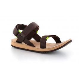 Pánské sandály Source Leather Urban Velikost bot (EU): 46 / Barva: hnědá