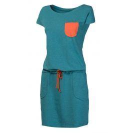 Šaty Progress Monika 24HQ Velikost: L / Barva: modrá