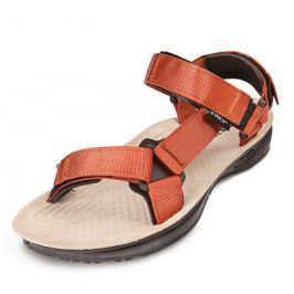 Sandály Triop Terra 11 Velikost bot: 42 / Barva: hnědá