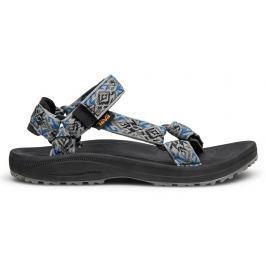 Pánské sandály Teva Winsted Velikost bot (EU): 40,5 (8) / Barva: šedá/modrá