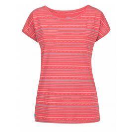 Dámské triko Loap Alia Velikost: XS / Barva: růžová